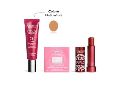 Kit Make up Pivoine - medium CAPODANNO