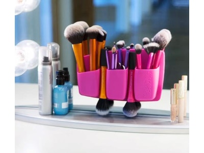 Expert Organizer - Pink 3 Pocket