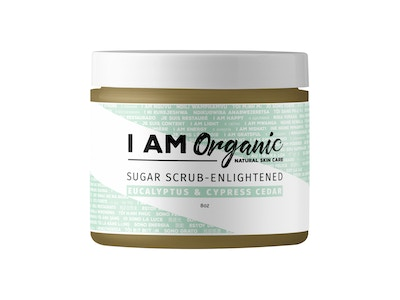 Eucalyptus and Cypress Cedar Sugar Scrub