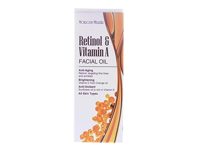 Retinol and Vitamin A Facial Oil