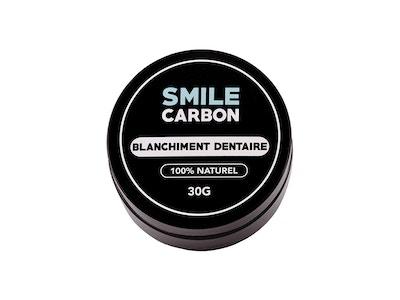 Poudre blanchissante SMILE Carbon