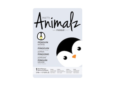 Pretty Animalz Purifying Penguin Sheet Mask