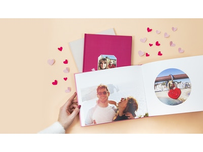 Album photo St Valentin