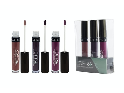 Vintage Vineyard- Long Lasting Liquid Lip Set