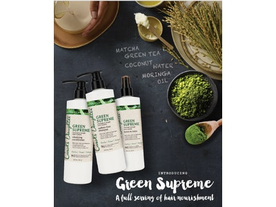 GREEN SUPREME SHAMPOO & CONDITIONER