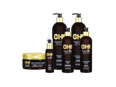 CHI Argan Oil Haircare Collection