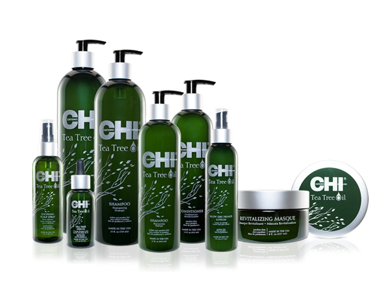 CHI Tea Tree Oil Haircare Collection
