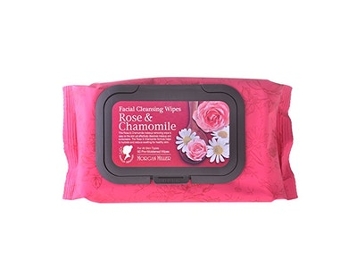 Rose & Chamomile Facial Cleansing Wipes