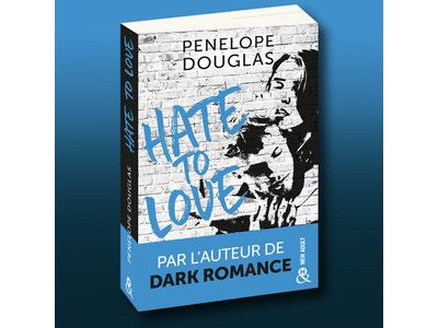 Hate to Love - Penelope Douglas