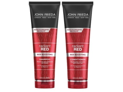 Radiant Red Red Boosting Shampoo and Conditioner