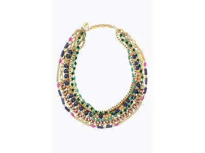 Colorful, 5-in-1 Statement Necklace