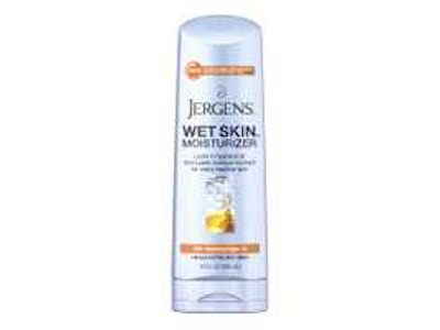 Wet Skin Moisturizer with Restoring Argan Oil