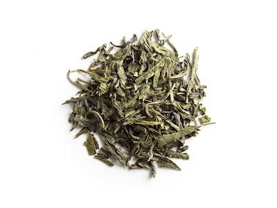 Fleur de Geisha, green tea with cherry blossom