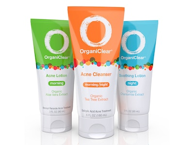 OrganiClear Acne Treatment System