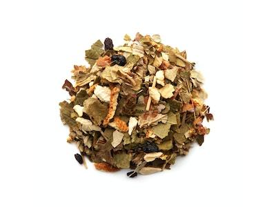 L'Herboriste N°27 herbal infusion with elderberry, blackcurrant and orange