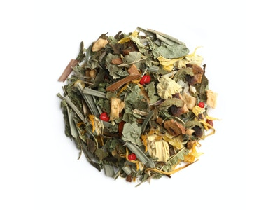 L'Herboriste N°119 herbal infusion with turmeric, licorice and verbena