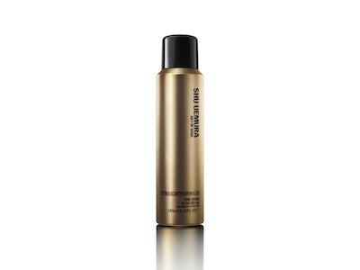 Straightforward: time-saving blow dry oil spray