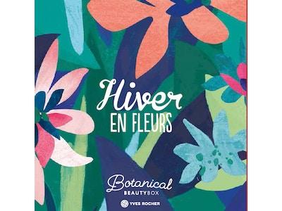 BOTANICAL BEAUTY BOX - EDITION DE FEVRIER