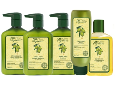 CHI Olive Organics Collection