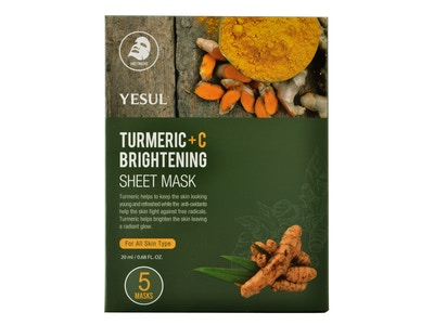 YESUL Tumeric +C Sheet Mask