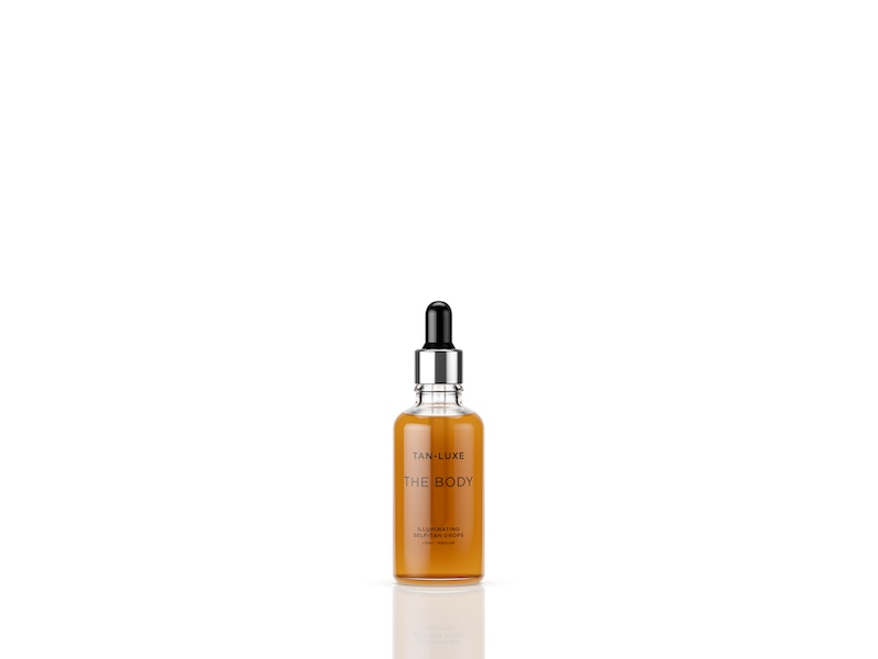 THE BODY- Illuminating Self-Tan Drops