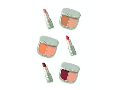 FREE SOUL LIPSTICK AND CREAM BLUSH