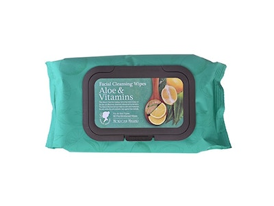 Aloe & Vitamins Facial Cleansing Wipes