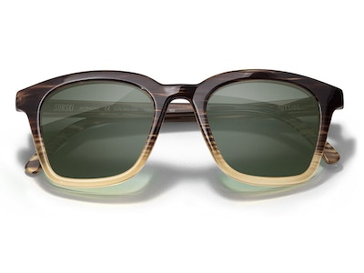 Moraga Sunglasses in Tortoise Forest