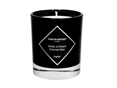 Oriental Star Candle