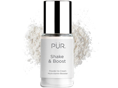 PUR Shake & Boost Powder-to-Cream Multivitamin Booster