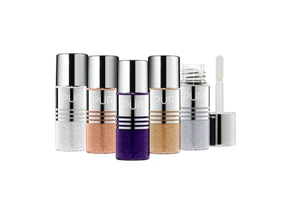 PUR Eye Polish Glitters 5-Piece Set