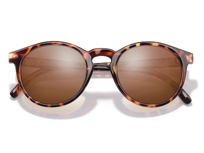 Dipsea Sunglasses in Tortoise Amber