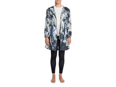 PRINTED ANORAK JACKET