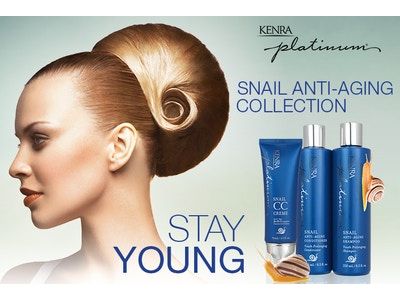 Kenra Platinum Snail Collection
