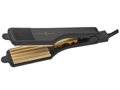 "Gold 'N Hot Professional 2"" Ceramic Crimping Iron"