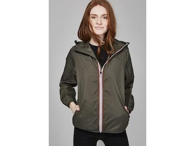 Torba Full Zip Packable Jacket