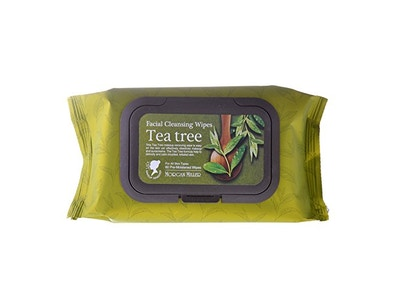 Tea Tree Facial Cleansing Wipes