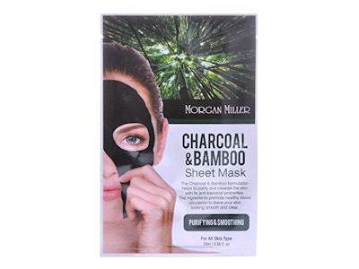 Charcoal & Bamboo Sheet Mask