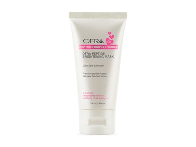 Peptide Brightening Mask - Pink Edition