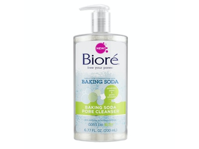 Bioré Baking Soda Pore Cleanser