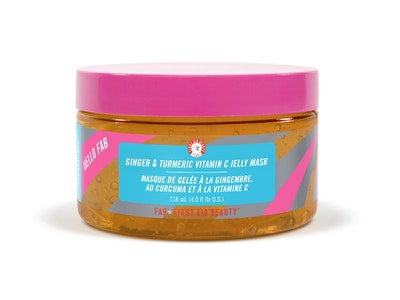 Ginger & Turmeric Vitamin C Jelly Mask
