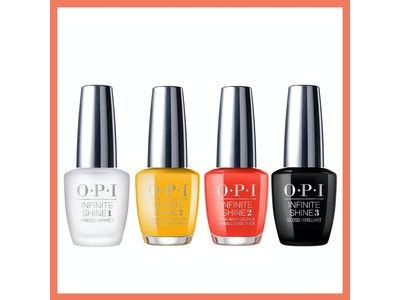OPI Lisbon Collection Bundle 4 - 'Sun, Sea, And Sand In My Pants' & 'A Red-vival City'