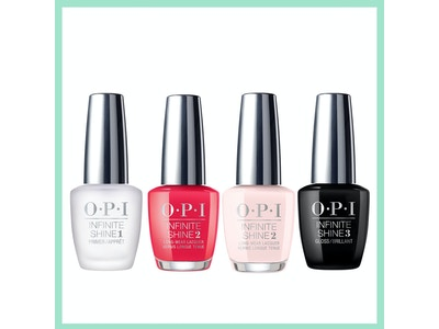 OPI Lisbon Collection Bundle 3 - We Seafood And Eat It & Lisbon Wants Moor OPI