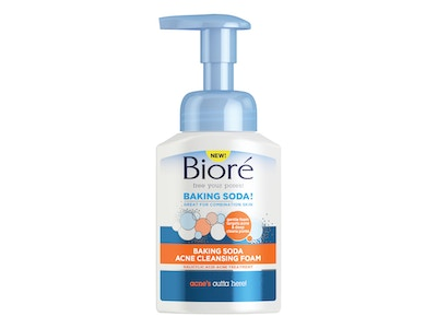 Biore Baking Soda Acne Cleansing Foam