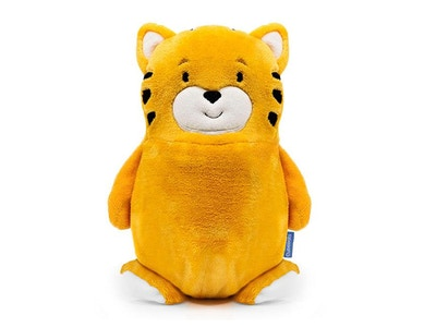 Tomo the Tiger | 2-in-1 stuffed animals that transform into soft hoodies!