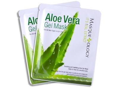 Aloe Vera Gel Mask