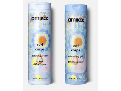 Curl Corps Enhancing Gel + Defining Cream