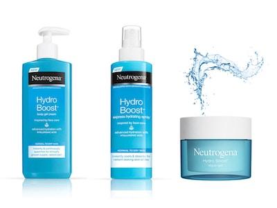 Routine hydratation – Hydro Boost®