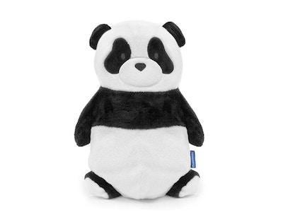 Papo the Panda | 2-in-1 stuffed animals that transform into soft hoodies!