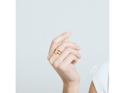 Tableau Ring: Size 7